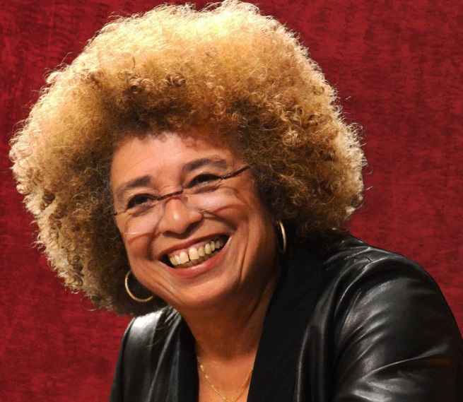 photo of  Dr. Angela Davis